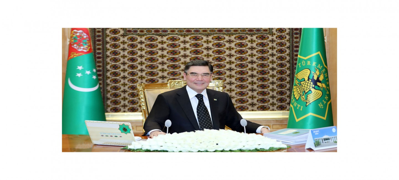 Döwlet Baştutany Türkmen bedewiniň milli baýramyna bagyşlanan foruma gatnaşyjylara Gutlag iberdi