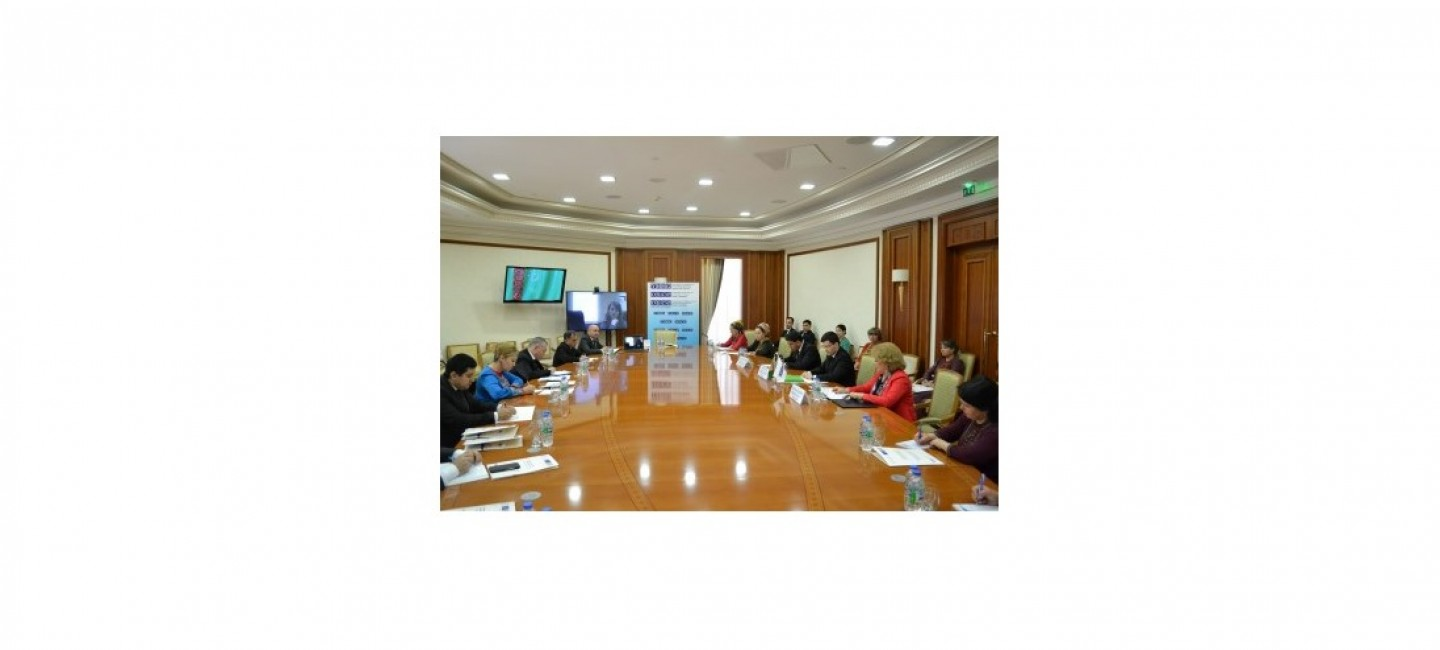 OSCE CONSULTATIONS HELD AT THE MINISTRY OF FINANCE AND ECONOMICS