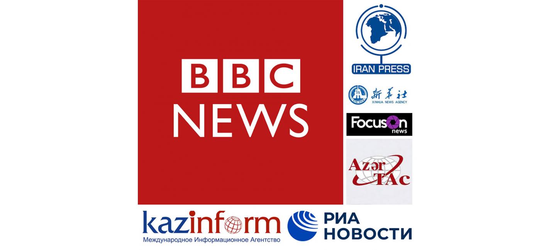 The world mass media highlight the outcomes of the I Caspian Economic Forum