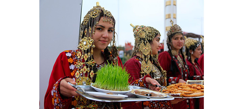 Состоялись торжества по случаю Международного дня Новруз