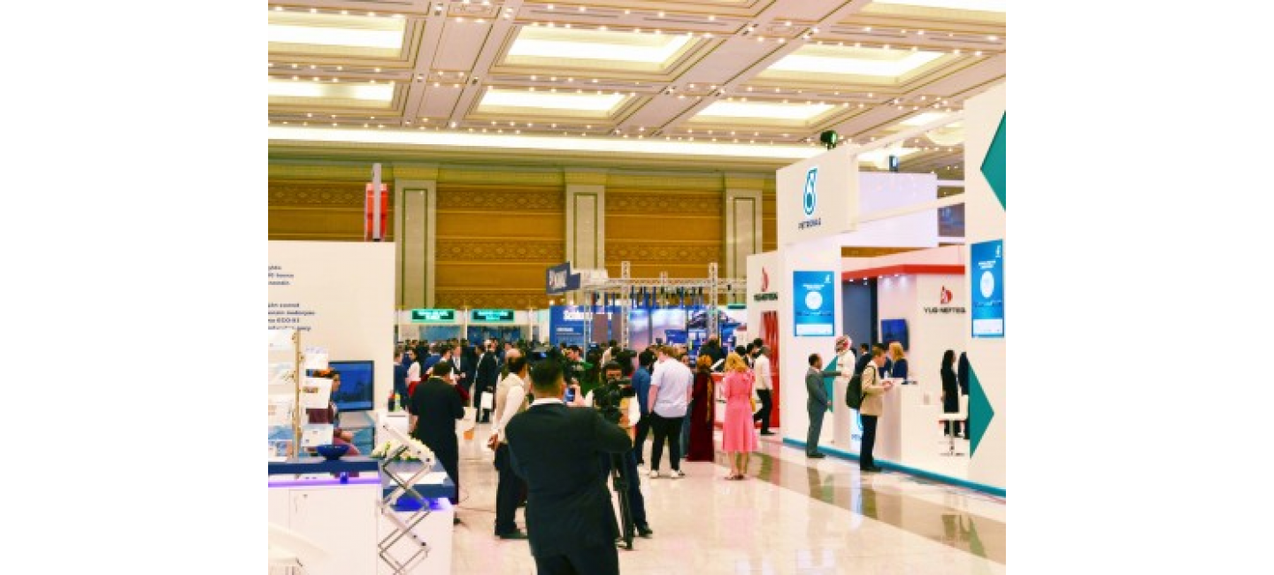 "XXIV INTERNATIONAL EXHIBITION AND CONFERENCE ""OIL AND  GAS OF TURKMENISTAN 2019"" (OGT 2019)"